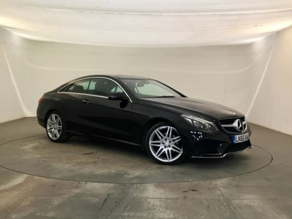 Mercedes-Benz E-class Coupe review - Luxury coupe best served as a