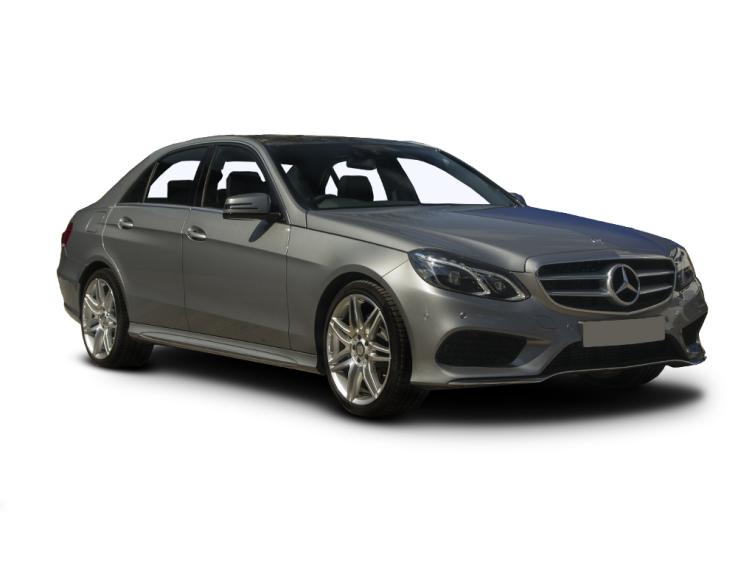 Mercedes-Benz E Class E220 BlueTEC AMG Night Edition 4dr 7G-Tronic  diesel saloon
