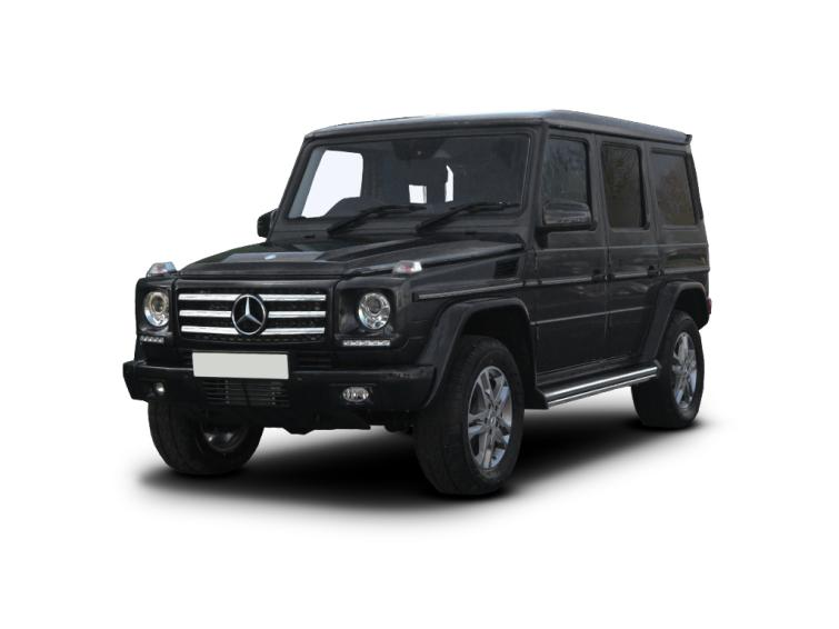 Mercedes-Benz G Class G350d Night Edition 5dr Tip Auto  diesel station wagon