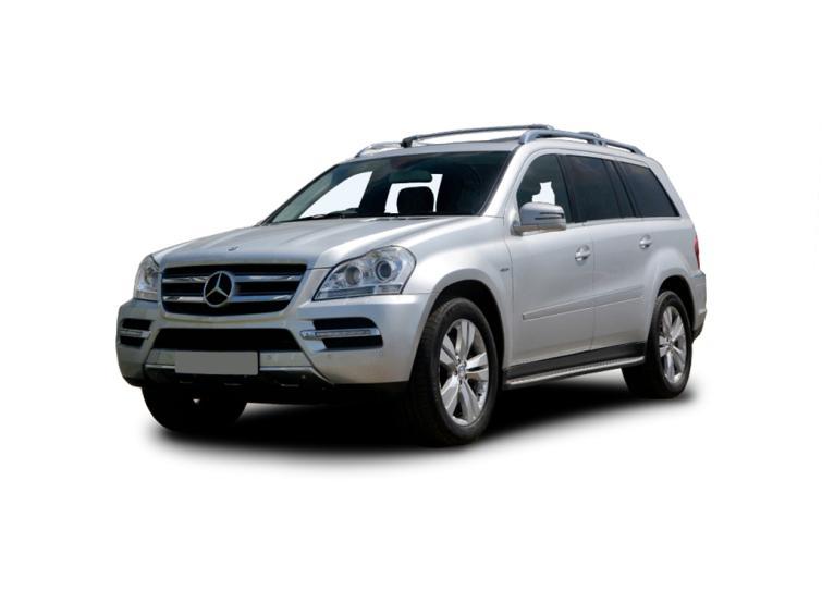 Buy A Mercedes Benz Gl Class Gl350 Cdi Blueefficiency 5dr