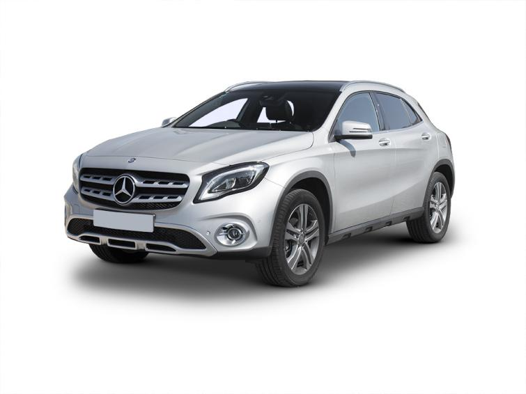 Mercedes-Benz GLA CLASS GLA 250 4Matic AMG Line Executive 5dr Auto Gla hatchback