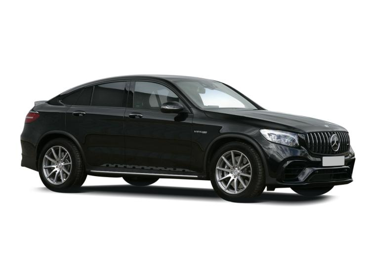Mercedes-Benz GLC COUPE GLC 63 S 4Matic Premium 5dr 9G-Tronic Glc amg coupe