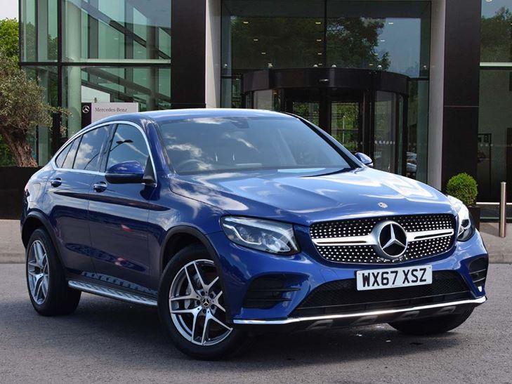 Mercedes GLC review | Auto Express