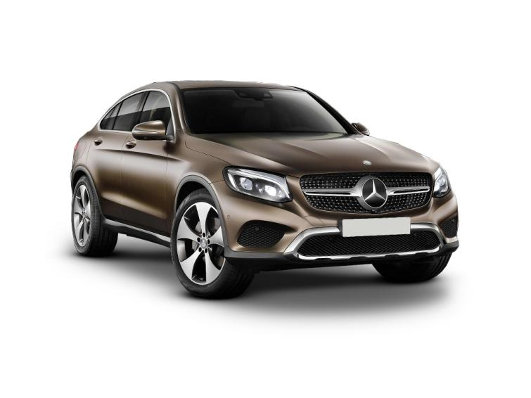 Mercedes-Benz GLC COUPE GLC 220d 4Matic AMG Line 5dr 9G-Tronic Glc diesel coupe