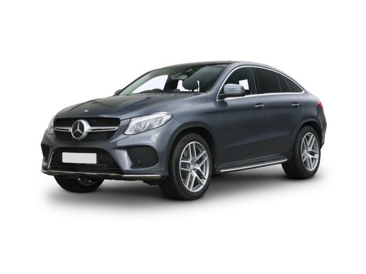Mercedes-Benz GLE COUPE GLE 350d 4Matic AMG Night Ed Prem + 5dr 9G-Tronic Gle diesel coupe