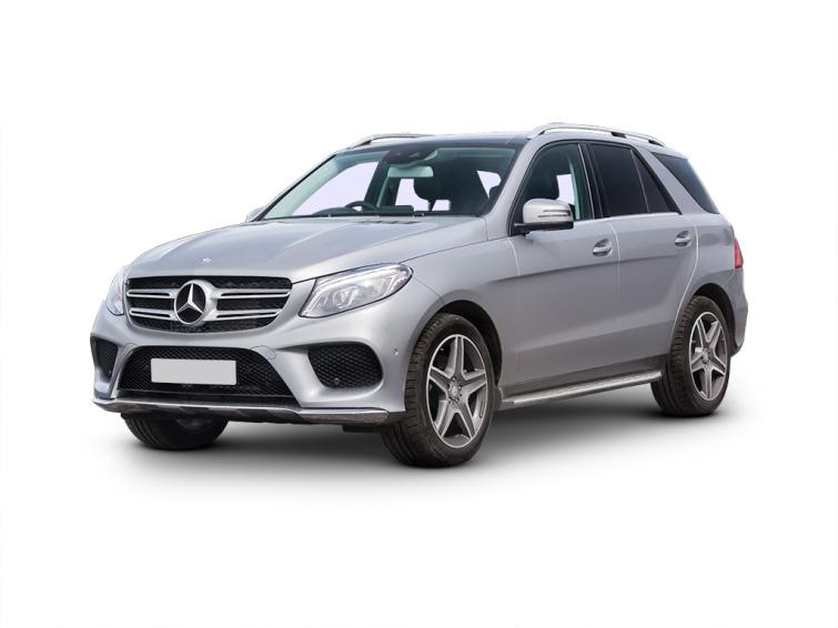 Mercedes-Benz GLE GLE 350d 4Matic AMG Night Ed Prem + 5dr 9G-Tronic  diesel estate