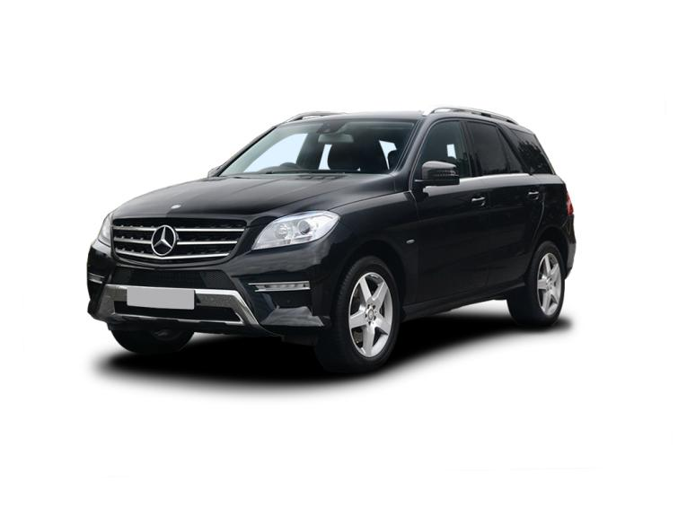 Mercedes-Benz M Class ML350 CDi BlueTEC AMG Sport 5dr Auto  diesel station wagon