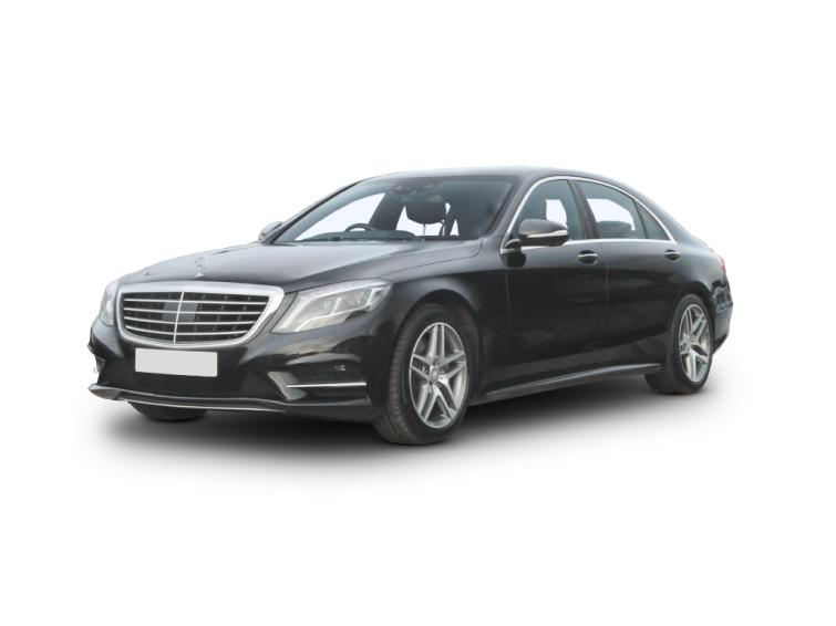 Mercedes Benz S Class S500L AMG Line 4dr Auto [Executive] 9G-Tronic  saloon