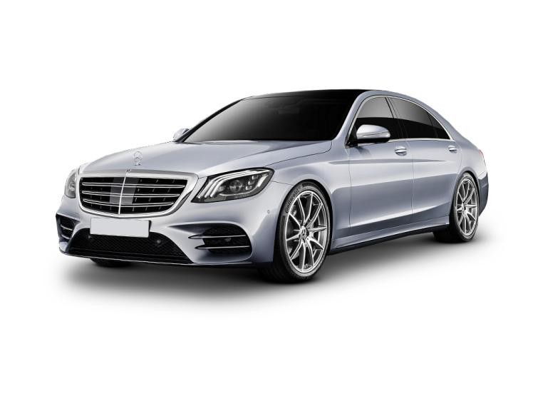 Mercedes-Benz S Class S350d L AMG Line Executive/Prem Plus 4dr 9G-Tronic  diesel saloon
