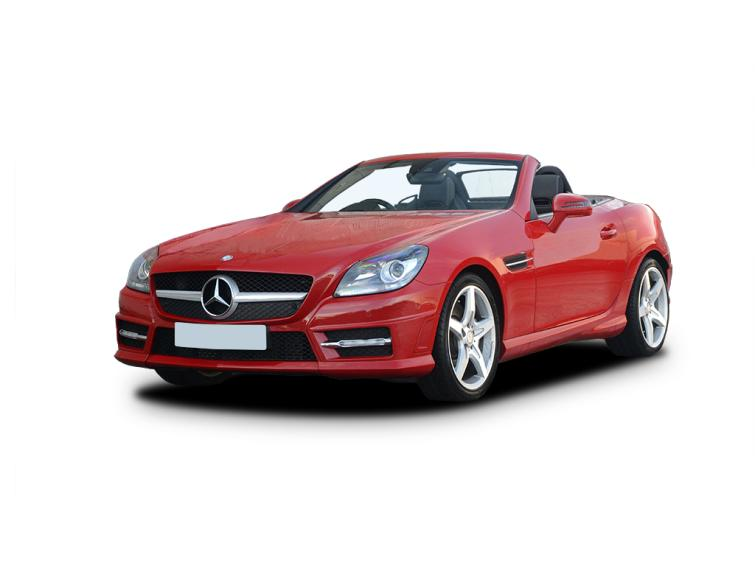 Mercedes Benz SLK SLK 200 BlueEFFICIENCY AMG Sport 2dr Tip Auto  roadster