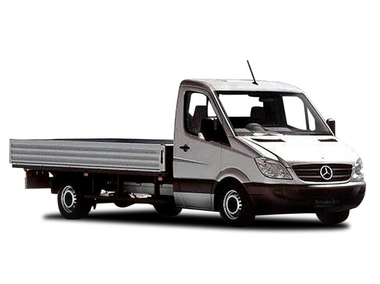New mercedes benz sprinter blueefficiency crew cab for Mercedes benz sprinter 4x4 diesel