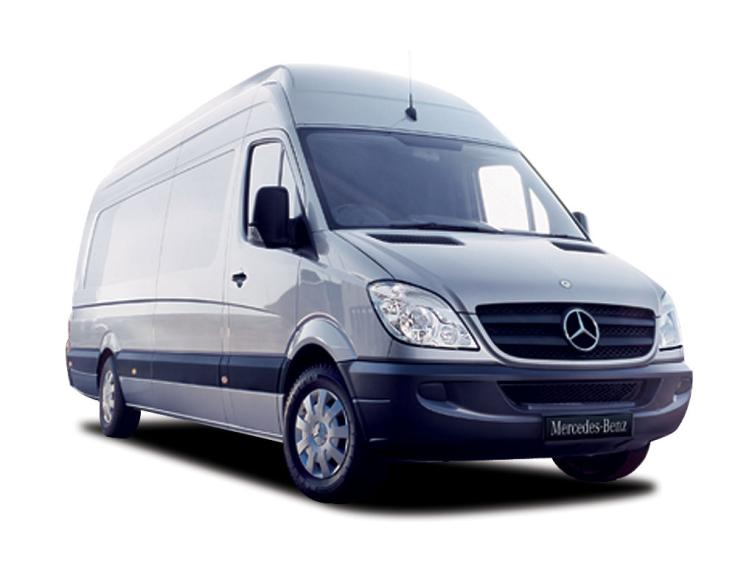 Mercedes-Benz Sprinter 3.5t BlueEFFICIENCY High Roof Van  316cdi long diesel High Volume/High Roof Van