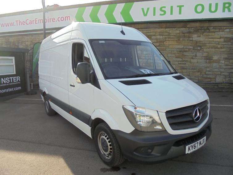Mercedes-Benz Sprinter 3.5t High Roof Van  314cdi medium diesel High Volume/High Roof Van
