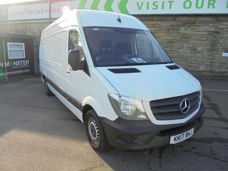 Mercedes-Benz Sprinter 3.5t High Roof Van  314cdi long diesel High Volume/High Roof Van