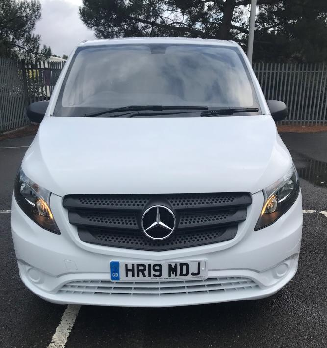 New Mercedes-Benz Vans For Sale