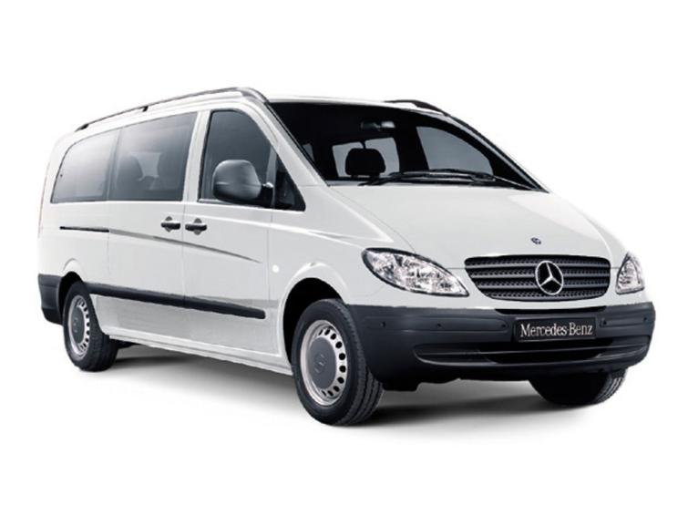 Mercedes Benz Vito 115cdi 8 Seater Traveliner Long Diesel
