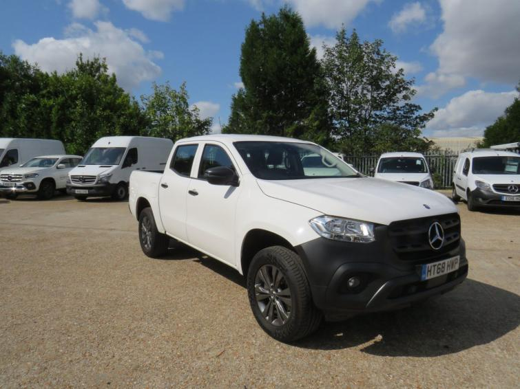 Mercedes-Benz X CLASS 250d 4Matic Pure Double Cab Pickup Auto  diesel Double Cab Pick-up