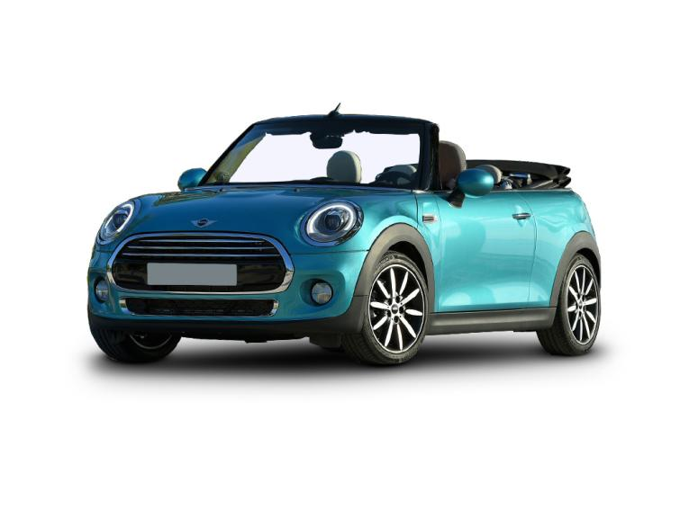 Mini Convertible 1.5 Cooper 2dr [Chili/Media Pack XL]
