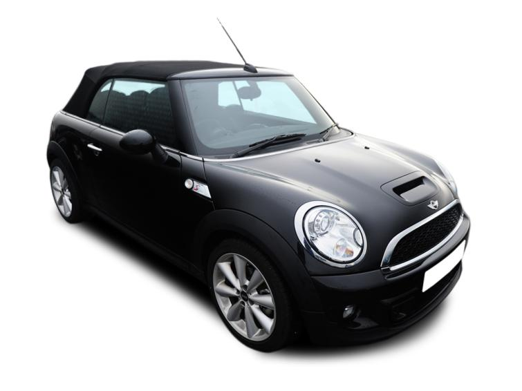 Mini Convertible 20 Cooper S D 2dr Chilimedia Pack Diesel