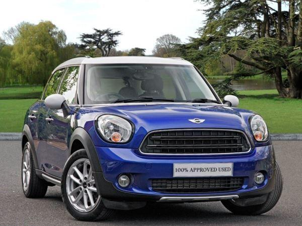 Mini Countryman Cooper D All4 Business Countryman Hatchback Special