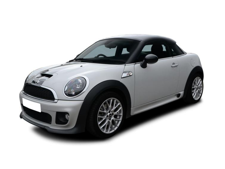 Mini Coupe 1.6 Cooper S 3dr [Chili/Media Pack]