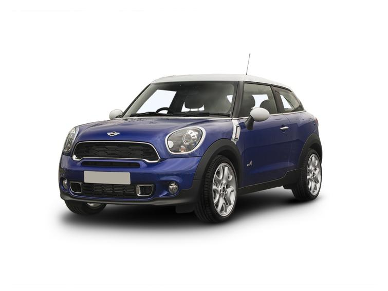 Mini PACEMAN 2.0 Cooper S D 3dr [Chili/Media Pack]  diesel coupe
