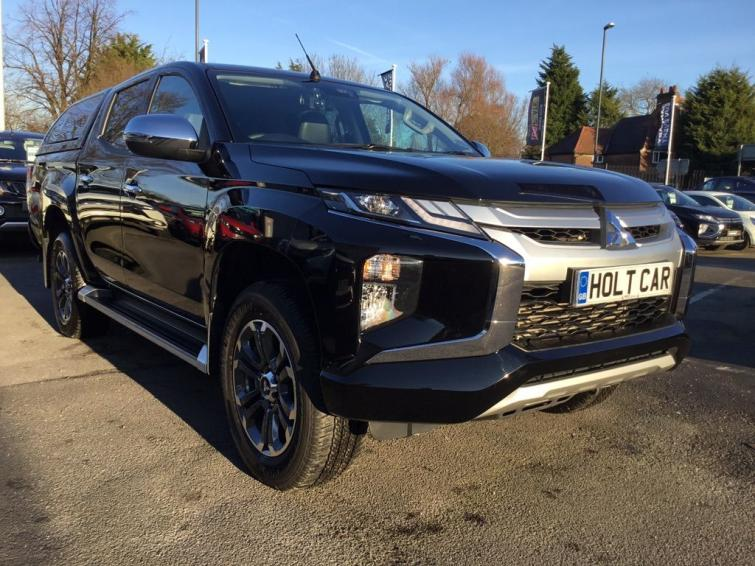 Mitsubishi L200 Double Cab DI-D 150 Barbarian 4WD  diesel Double Cab Pick-up