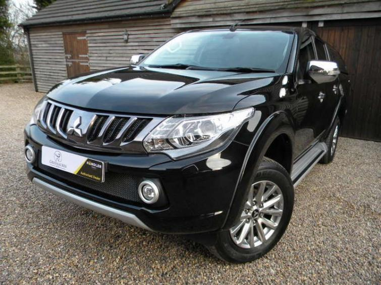 Mitsubishi L200 Double Cab DI-D 178 Barbarian 4WD  diesel Double Cab Pick-up