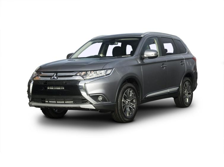 Mitsubishi Outlander 2.2 DI-D 3 5dr [Leather]  diesel estate