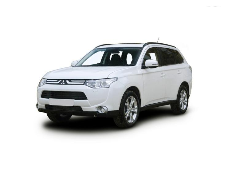 Mitsubishi Outlander 2.0 PHEV GX3h 5dr Auto [Leather]  estate