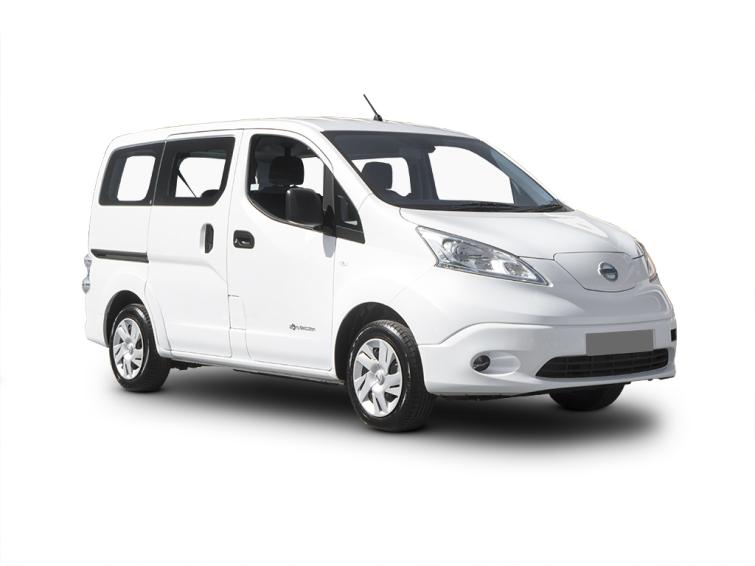 Nissan e-NV200 Acenta Rapid Plus 5dr Auto [5 seat]  combi estate