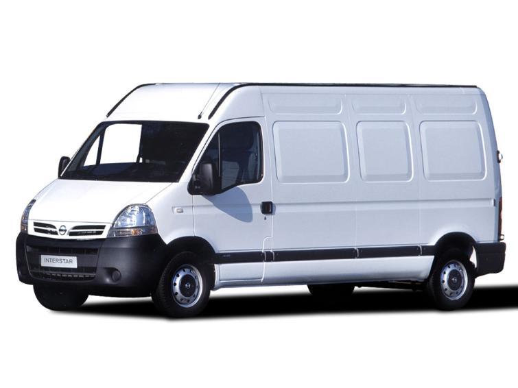 2c009e505fb18b Nissan Interstar 3500 2.5dCi 120HP SE M R Crew Van lwb diesel Crew ...