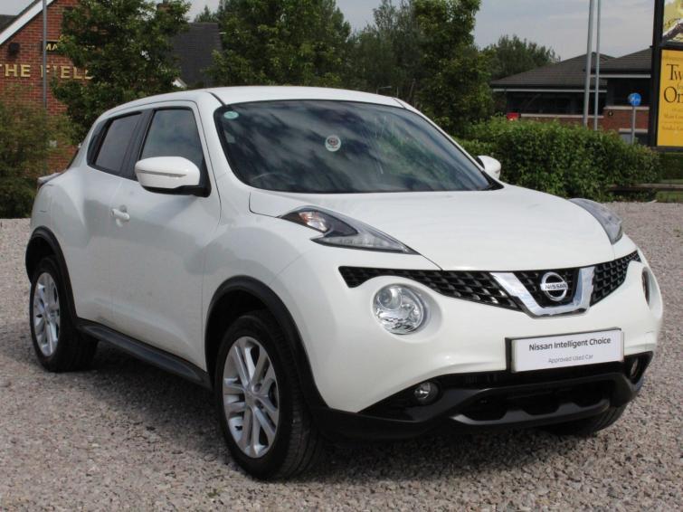 Nissan Juke automatic review | Auto Express