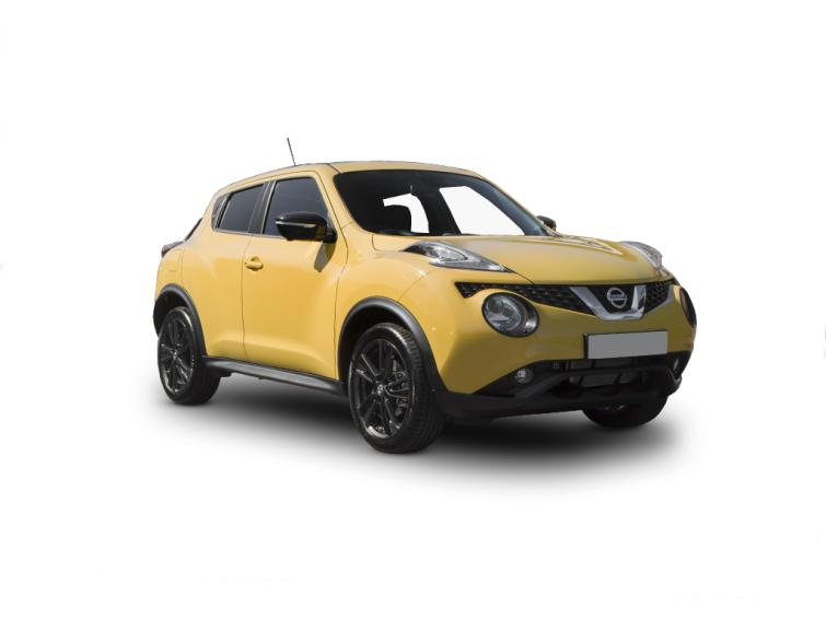 Nissan Juke 1.2 DiG-T N-Connecta 5dr [Comfort/Safety Pack]  hatchback