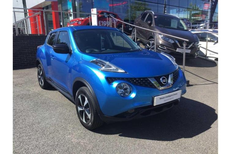 Nissan Juke automatic review | Auto Express