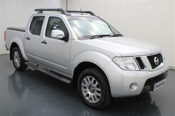 Nissan Navara Double Cab Pick Up Outlaw 3.0dCi V6 231 4WD Auto  diesel Double Cab Pick-up