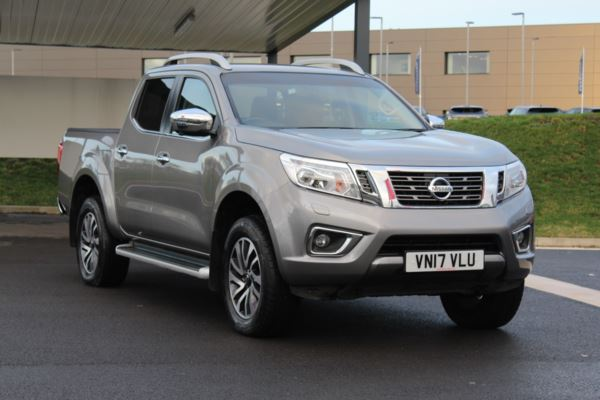 Nissan Navara Double Cab Pick Up Tekna 2.3dCi 190 4WD  diesel Double Cab Pick-up