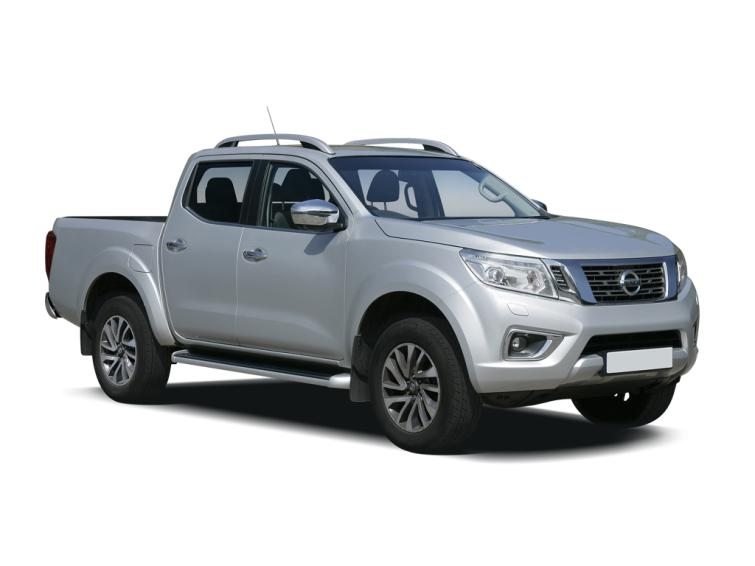 Nissan Navara Double Cab Pick Up Tekna 2.3dCi 190 4WD Auto  diesel Double Cab Pick-up