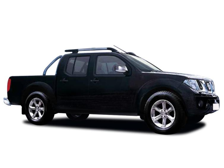 Nissan Navara Double Cab Pick Up Tekna 2.5dCi 190 4WD Auto  diesel Double Cab Pick-up