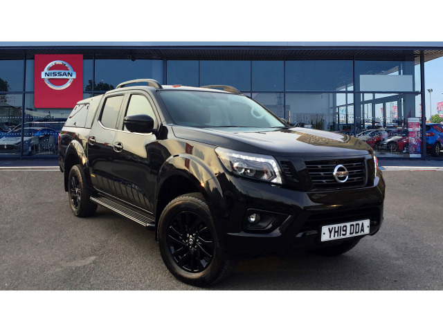 New Nissan Navara Special edition vans for sale | Cheap