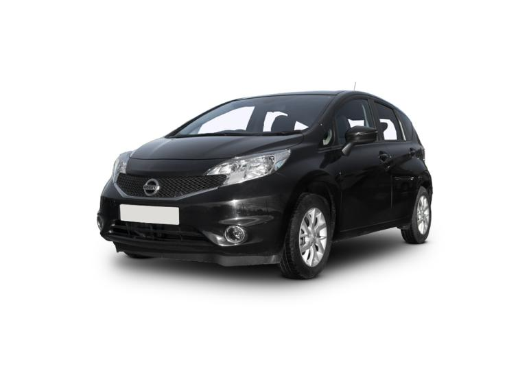 Nissan Note 1.2 Black Edition 5dr  hatchback special editions