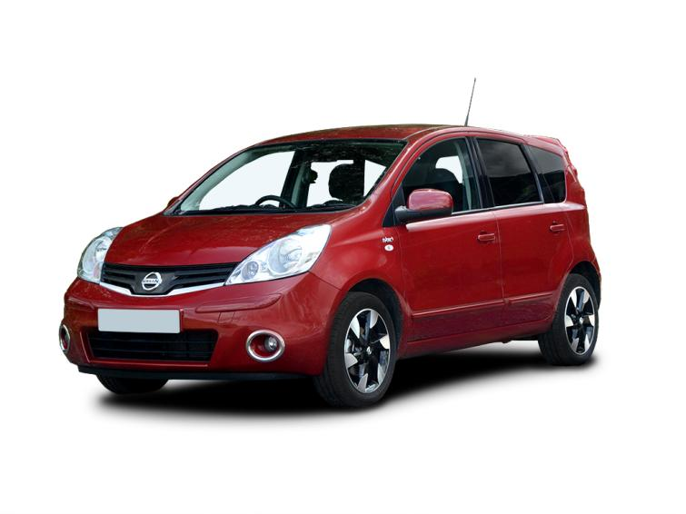Nissan Note 1.6 N-Tec 5dr Auto  hatchback special editions