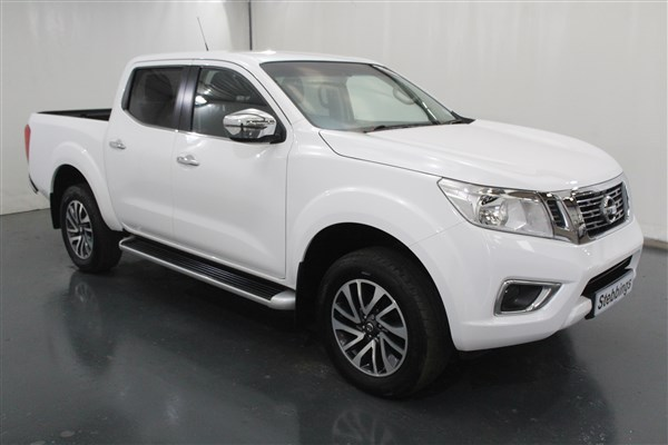 Nissan Navara Double Cab Pick Up N-Connecta 2.3dCi 190 4WD  diesel Double Cab Pick-up