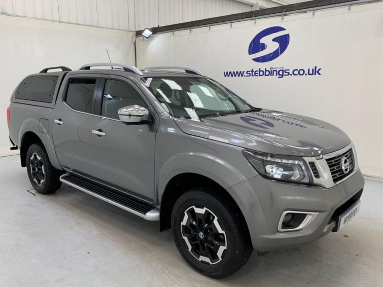 Nissan Navara Double Cab Pick Up Tekna 2.3dCi 190 TT 4WD Auto  diesel Double Cab Pick-up