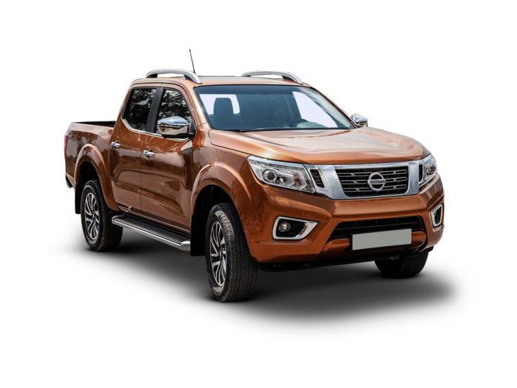 nissan navara double cab pick up tekna 190 4wd. Black Bedroom Furniture Sets. Home Design Ideas