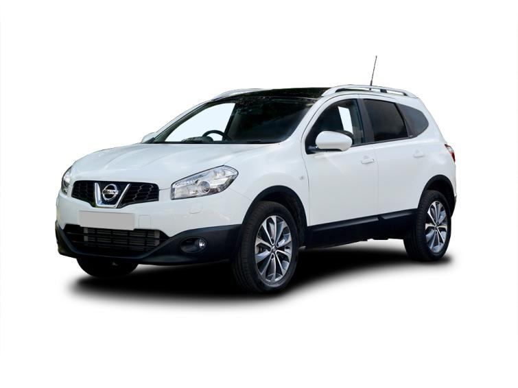 Nissan Qashqai+2 1.5 dCi [110] 360 5dr  hatchback special editions