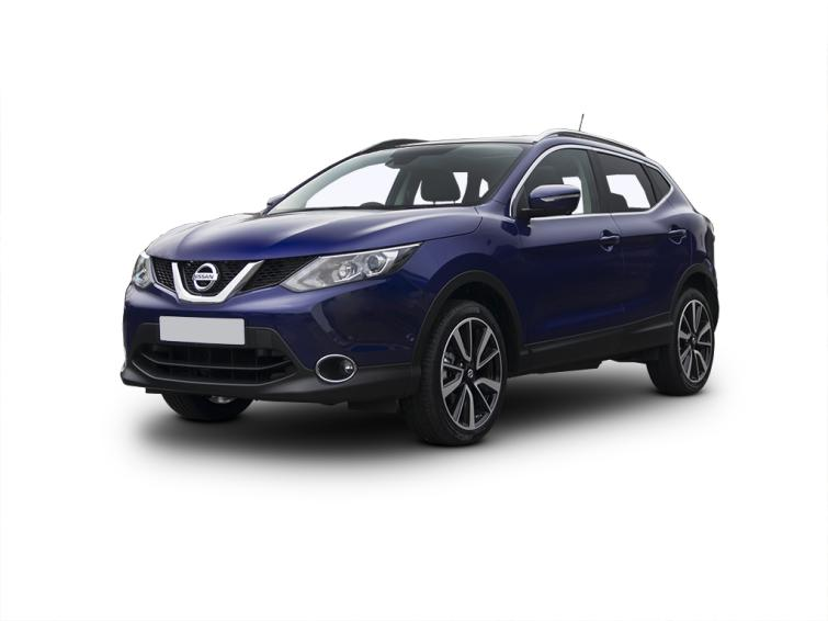 Nissan Qashqai 1.6 dCi N-Connecta [Executive Pack] 5dr Xtronic  diesel hatchback