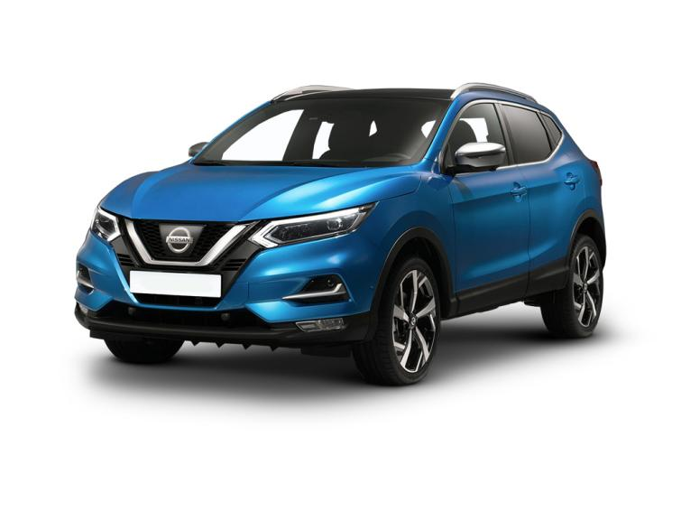 Nissan Qashqai 1.5 dCi N-Connecta [Glass Roof/Executive] 5dr  diesel hatchback