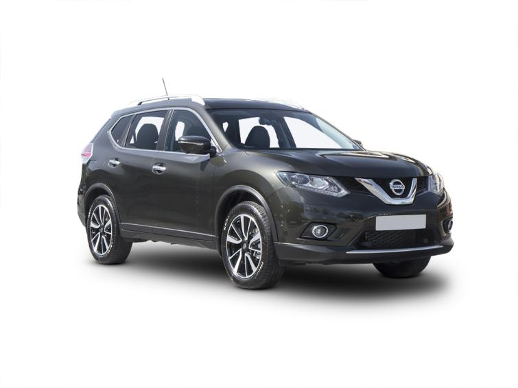 Nissan X-Trail 1.6 dCi N-Vision 5dr 4WD  diesel station wagon