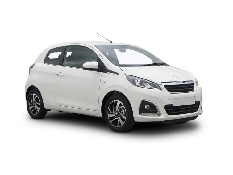 Peugeot 108 1.2 VTi Allure 3dr  top hatchback